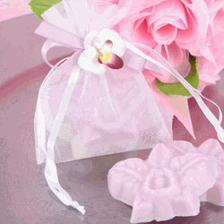 Wild Orchid Soap Favors