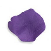 Silk Rose Petals- Purple