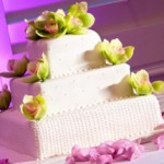 Orchid Wedding Cakes – Decorating Ideas