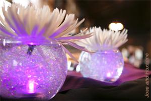 purple floralytes